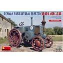 PRE-ORDER 1:35 German Agricultural Tractor D8500 Mod. 1938