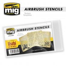 Airbrush Stencil