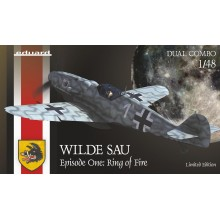 WILDE SAU Episode One: RING of FIRE, Limited Edition