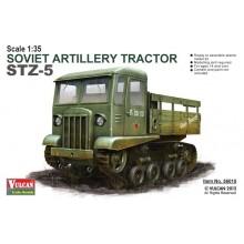 1:35 Soviet Artillery Tractor STZ-5