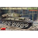 1:35 T-34-85 Czechoslovak Prod. Early Type