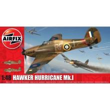 1:48 Hawker Hurricane Mk.1