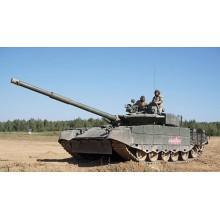 T-72A Russian T-80BVM MBT 1:35