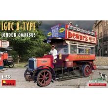 1:35 LGOC B-Type London Omnibus