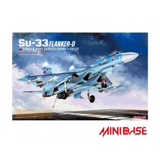 1:72 SU-33 Flanker D