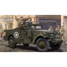 U.S. M3A1 White Scout Car 1:35