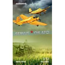 SERVUS CHLAPCI, Limited Edition 1:72