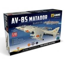 1:48 HARRIER AV-8S 'MATADOR'