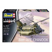 Model Set MH-47E Chinook in 1:72