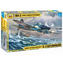 PRE-ORDER Il-2 Stourmovik SOVIET ATTACK AIRCRAFT 1/48