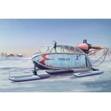 Soviet NKL-6 Aerosan 1:35