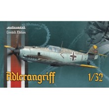 1:32 ADLERANGRIFF Messerschmitt Bf 109E Limited Edition