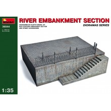 River Embankment Section 1:35