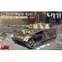 Pz.Beob.Wg.IV Ausf. J Late/Last Prod. 2 in 1 w/Crew 1:35