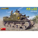 PRE-ORDER M3 Lee Mid Prod. Interior Kit 1:35