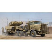 M911 C-HET w/m747 Heavy Equipment Semi- Trailer 1:35