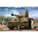 PRE-ORDER 1:35 Tiger I Initial Production Early 1943 North African Front/Tunisia