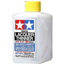 TAMIYA LACQUER THINNER 250 ml
