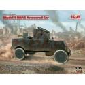 1:35 Model T RNAS Armoured Car
