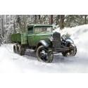 1:35 Soviet GAZ-AAA Cargo Truck