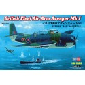 British Fleet Air Arm Avenger Mk 1 in 1:48