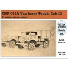 CMP C15A Chevrolet Van Lorry Truck, Cab 13