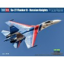 PRE-ORDER Su-27 Flanker B - Russian Knights Aerobatic Team 1:48