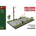 Railroad Crossing 1:35