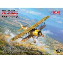 1:32 CR. 42 Falco, WWII Italian Fighter