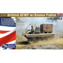1:35 British ATMP with Ammo Pallet