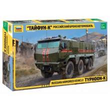 Russian Armored vehicle 'Typhoon-K' 1:35