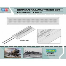 GERMAN RAILWAY TRACK SET 1:72