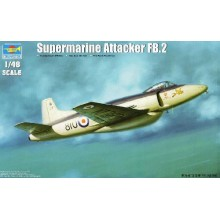 1:48 Supermarine Attacker FB.2 Fighter