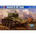 Soviet D-38 Tank 1:35