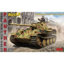Panther Ausf.F with workable track links