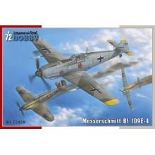 1:72 Messerschmitt Bf 109E-4