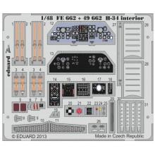 H-34 Interior S.A. 1/48