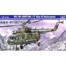 Mil Mi-8MT/Mi-17 Hip-H Helicopter 1:35