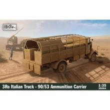 PRE-ORDER 1:35 3Ro Italian Truck - 90/53 Ammunition Carrier