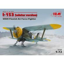 1:72 Polikarpov I-153 (winter version)