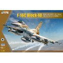 1:48 F-16C Block 40 'Barak'
