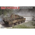 1:35 Panther II Rheinmetall turret