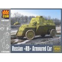 1:35 Russian 'RB' Armoured Car