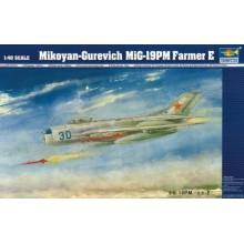 1:48 MiG-19 PM