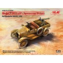 Model T 1917 LCP with ANZAC Crew 1:35
