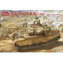 1:35 IDF SHOT KAL Alef Tank
