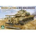 1:35 M60A1 with ERA&M9 BULLDOZER