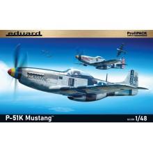 1:48 P-51K Mustang, Profipack 1:48