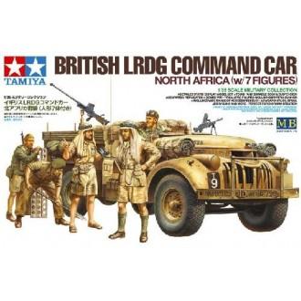 British LRDG Command Car