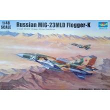 Russian MIG-23 MLD Flogger-K